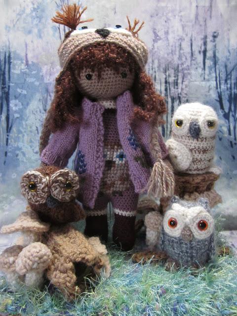 Miranda, the Owl Whisperer