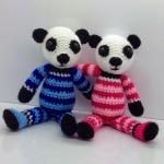 Patch the Panda Free Pattern Crochet