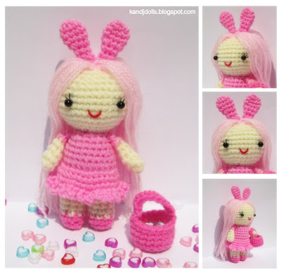 Pink Little Lady Doll