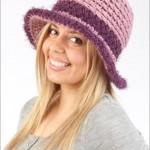 Shiver & Honey Joy Hat Free Crochet Pattern