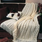 Spare-Time Afghan Free Crochet Pattern