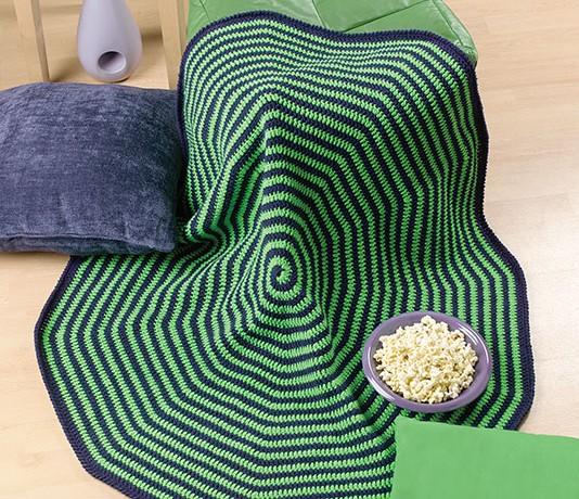 free round crochet blanket Archives ? Crochet Kingdom