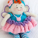 Tooth Fairy Doll free crochet