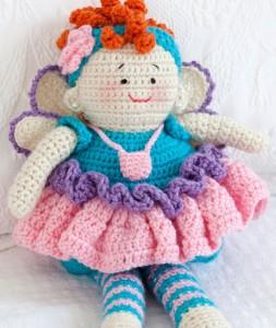 Amigurumi Basic Doll Free Pattern : Basic Amigurumi Doll ? Crochet Kingdom