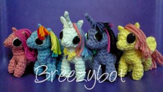 Free My Little Pony Crochet Pattern Archives Crochet Kingdom 1