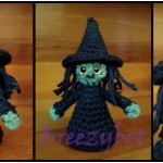 Wee Witch Amigurumi Free Pattern