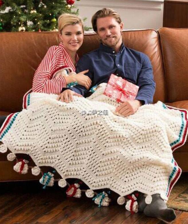 Chevron Bubble Crochet Blanket Pattern Crochet Kingdom
