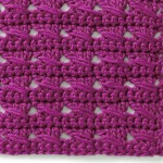 Free Cable Crochet Stitch