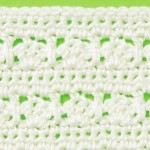 Free Crochet Stitch Shells Stand Out