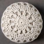 Panda Free Crochet Pattern Jumbo Cushion Cover