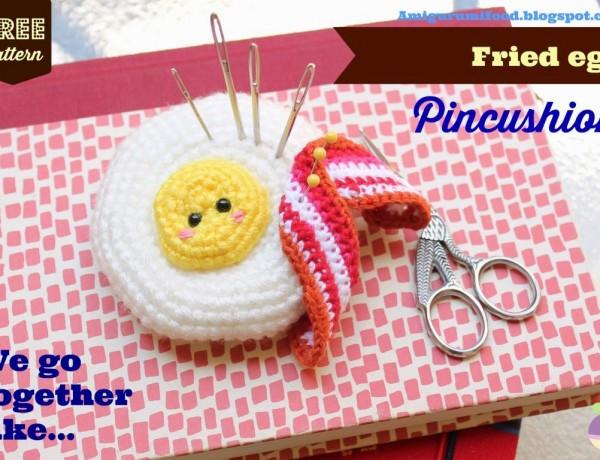 free crochet fried egg pattern Archives ? Crochet Kingdom