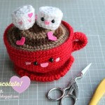 Hot Chocolate Amigurumi Crochet Pattern