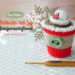 Starbucks Red Cup Amigurumi Pattern