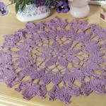 Tripple Crown Doily