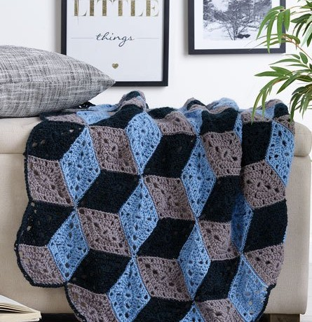 Free Crochet Blanket Patterns ⋆ Crochet Kingdom