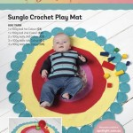 Baby Crochet Playmat