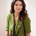 Heartland Round-About Cropped Cardi