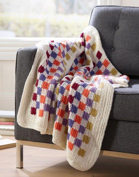 Geometric throw free crochet pattern crochet kingdom geometric throw free crochet pattern dt1010fo