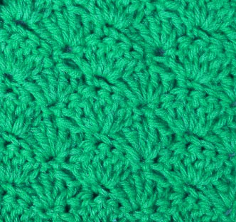 Shell Stitch Crochet Pattern