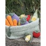 Vegetables Free Crochet Pattern