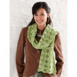 Wrap It Up Scarf Free Crochet Pattern