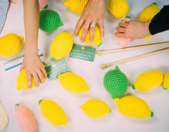 Amigurumi Lemon Pattern : free crochet lemon pattern Archives ? Crochet Kingdom (2 ...