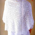 Circular shawl motif