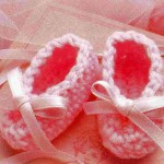 Ballet Baby Shoes
