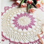 In the Pink Crochet Doily Pattern