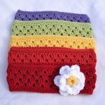 Granny Stripe Headband/Earwarmer