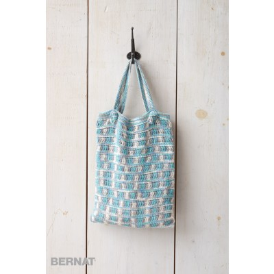Hamptons Crochet Beach Bag Free Crochet Pattern