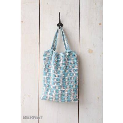 Hamptons Crochet Beach Bag Free Crochet Pattern