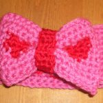 Heart Headband with Bow