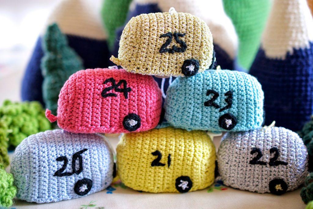 free crochet advent calendar pattern Archives ⋆ Crochet Kingdom (2 ...