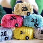 How to Crochet an Advent Christmas Caravan