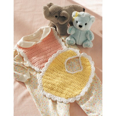 Lily Sugar 'n Cream Baby Bib