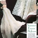 Summer Breeze Baby Afghans Free Crochet