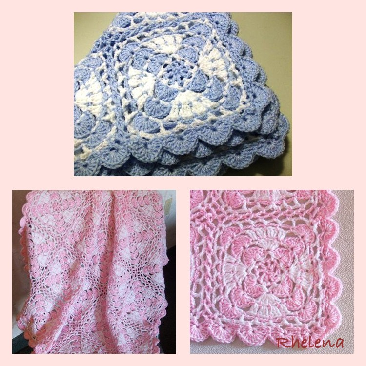 Free Crochet Patterns Using Baby Clouds Yarn : X-tra Sport Baby Blanket Free Crochet Pattern ? Crochet ...