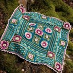 Lily pond blanket follow along free crochet pattern