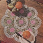 Ring Of Roses Doily Crochet Pattern
