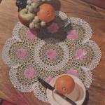 Ring Of Roses Doily Crochet Pattern