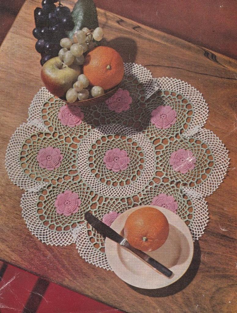 100  free crochet doily patterns you u0026 39 ll love making  119