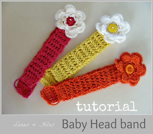 Baby Head Bands