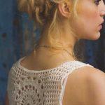 Crochet Mandala Summer Top