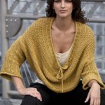 Free Crochet Pattern for an Oversized Pullover