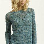 Muse Crochet Tunic Free Crochet Pattern