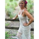 Kristin Omdahl Yarns Fan Dancer Dress Free Crochet Pattern