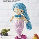 Little Amigurumi Mermaid Crochet