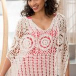Summer Fun Poncho Crochet Pattern