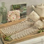 Antique Style Crochet Edge - Diagram Only